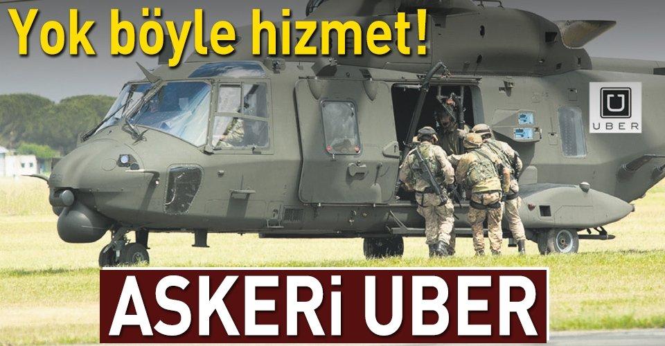 Askeri UBER