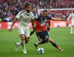 Fransa'da Yusuf Yazıcı rüzgarı! 1 gol 2 asistlik muhteşem performans