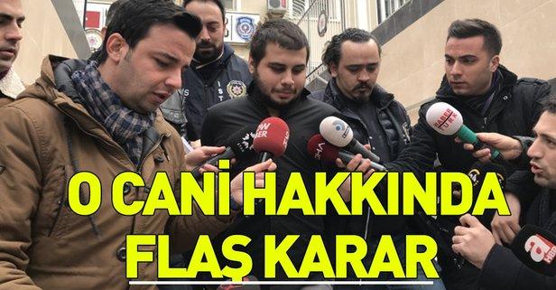 2 Türk kızını öldüren cani hakkında karar