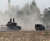 Fırat Kalkanı'nda iki askerimiz kayıp