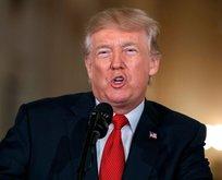 """Şok tehdit: """"Trump gibi çok kişi gömdük"""""""