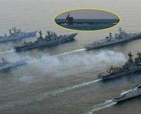 Putin emir verdi! ABD nükleer denizaltısını avlamaya çıktılar!