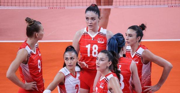 Türkiye-ABD voleybol maçı ne zaman?