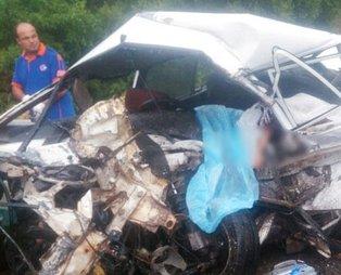 Isparta - Konya karayolunda feci kaza! Aynı aileden 3 kişi hayatını kaybetti