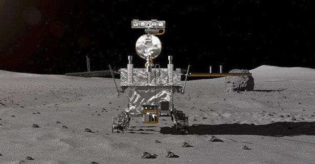 Ay'dan getirdiği kaya örnekleri 2 milyar yaşında