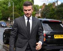 Beckham'a telefon cezası