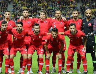 Milli Takımın Bosna Hersek maçı muhtemel 11i belli oldu