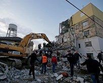 Arnavutluk'ta peşpeşe deprem! Çok sayıda kişi enkaz altında!
