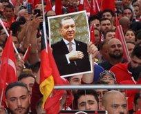Başkan Erdoğan Almanyada cami açılışı yapacak