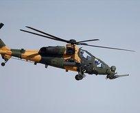 ATAK helikopteri ile ilgili önemli gelişme