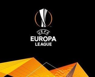 UEFA Avrupa Ligi'nde gecenin sonuçları!