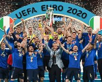 EURO 2020'nin en iyi 11'i