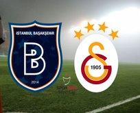 Başakşehir - Galatasaray maçı saat kaçta?