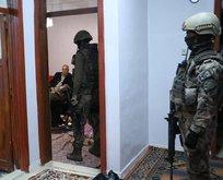 Terör operasyonu: HDP'li başkan gözaltında