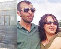 Eşini öldürmeden önce kızını istismar etmiş