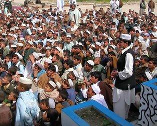 Afganistanda FETÖye ait okula baskın