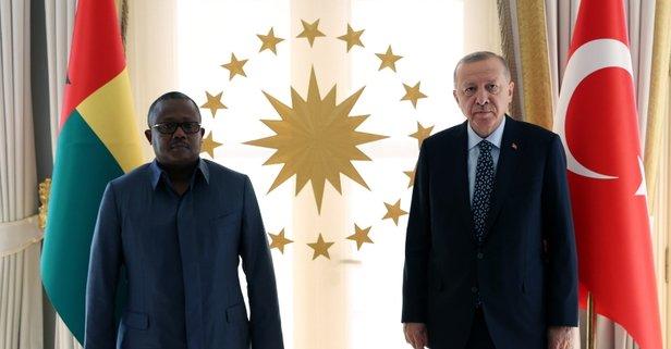 Başkan Erdoğan'dan İstanbul'da kritik görüşme