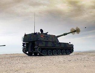 TSK Fırat'ın doğusuna hazır! (İşte Türkiye'nin yerli silahları)