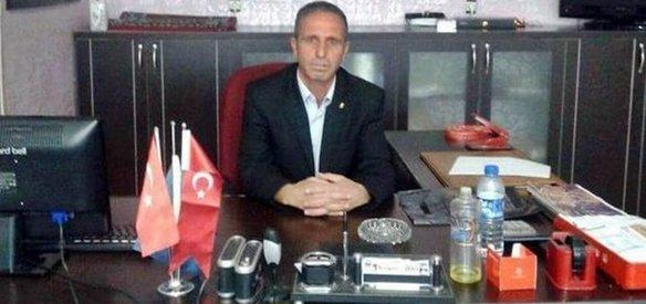 AK Parti Dicle İlçe Başkanı Deryan Aktert, iş yerine PKK'lı teröristler tarafından düzenlenen saldırıda hayatını kaybetti