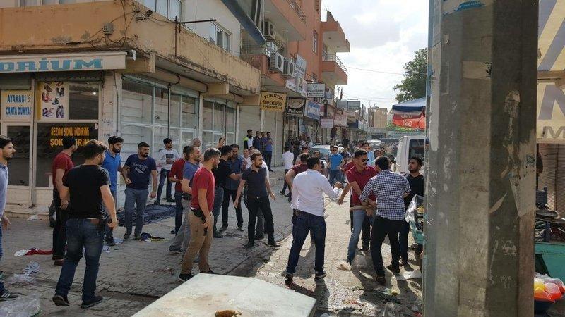 HDPKKnın AK Partililere yönelik saldırıları