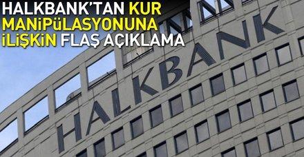 Halkbank'tan ucuz dolar açıklaması