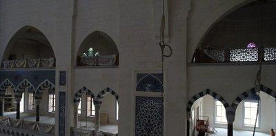 Çamlıca Cami'nde sona geliniyor