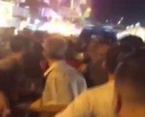 Bağdat'ta şiddetli patlama!