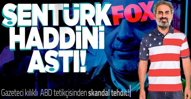 Doğan Şentürk RTÜK Başkanı Şahin'i tehdit etti