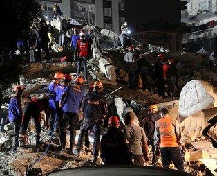 SON DAKİKA İZMİR: Bakanlardan deprem sonrası ortak açıklama