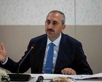 Bakan Gül'den flaş yeni anayasa açıklaması