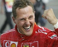 Schumacher'den özel haber