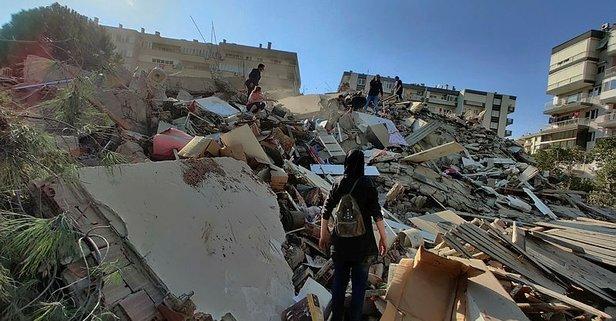 İzmir deprem CANLI YAYIN! İzmir deprem son dakika canlı izle!