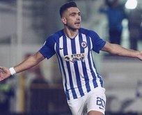 G.Saray Yunan golcü