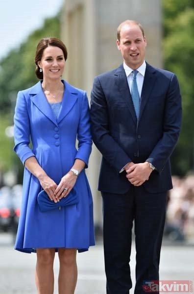 Prens Williamı Kate Middletondan ayırmak için her şeyi yapm��ş!