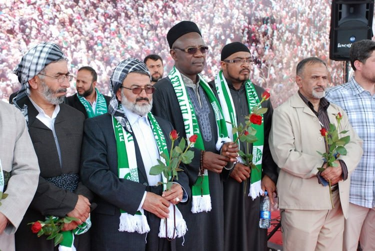 Diyarbakırda Peygamber Sevdalıları