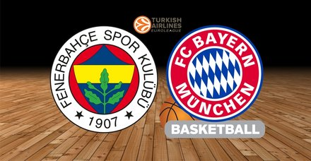 Fenerbahçe Bayern Münih basketbol maçı hangi kanalda, saat kaçta? THY EuroLeague FB maçı ne zaman?