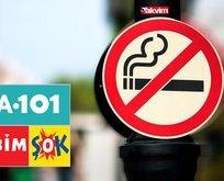 Marketlerde sigara satılıyor mu? Sigara satışı yasaklandı mı?