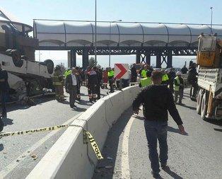 İzmir'de üzücü kaza!