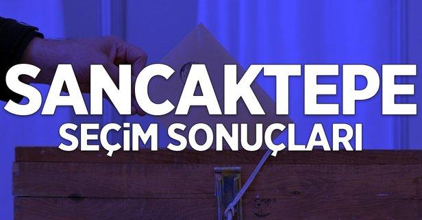 Sancaktepe 2019 yerel seçim sonuçları