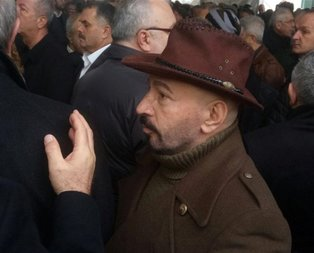 Mustafa Topaloğlu, Mesut Yılmazın Oğlunun Cenazesine Katıldı