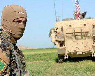 ABDli asker YPG üniformasıyla yakalandı