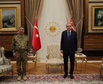 Başkan Erdoğan'dan önemli kabul! Azerbaycan...