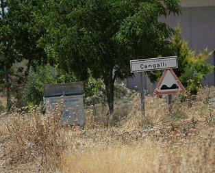 PKK'lı teröristler gizlemişti! Kilis'te ele geçirildi