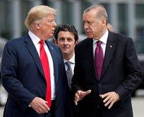 Başkan Erdoğan: Trumpa ülkemin yargısına saygı duyacaksın dedim
