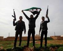 Zeytin Dalından cesaret aldılar, YPG/PKKyı köylerinden kovdular