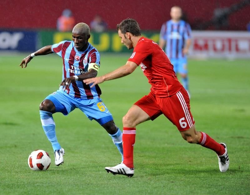 Trabzonspor-Liverpool