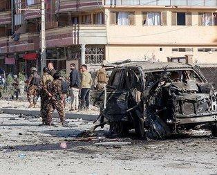 Kabil'de bomba yüklü araçla saldırı: Çok sayıda ölü var