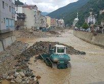 AFAD duyurdu! 118 köy yolu ulaşıma açıldı