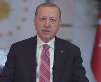 Başkan Erdoğan'dan Srebrenitsa soykırımı açıklaması