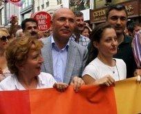 LGBTİ'ler 23 Nisan'da çocukları hedef aldı!
